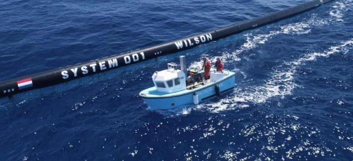 The Ocean Cleanup – Entmüllung der Gewässer