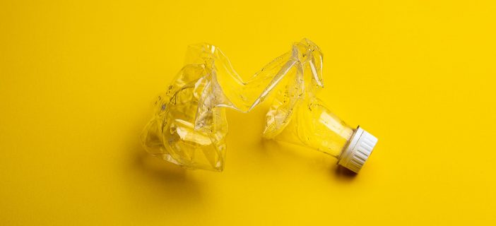 Biologisch abbaubares Plastik